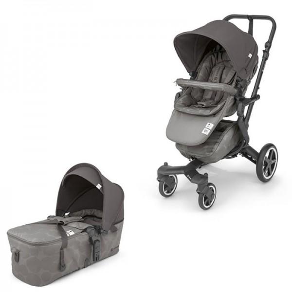 Concord - Βρεφικό Kαρότσι Duo Neo Plus Baby Set Moonshine Grey 2 σε 1