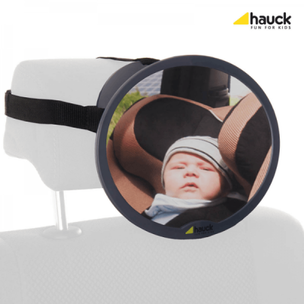 Hauck - Καθρέφτης για καθίσματα αυτοκινήτου ανάποδης θέσης Watch Me 1