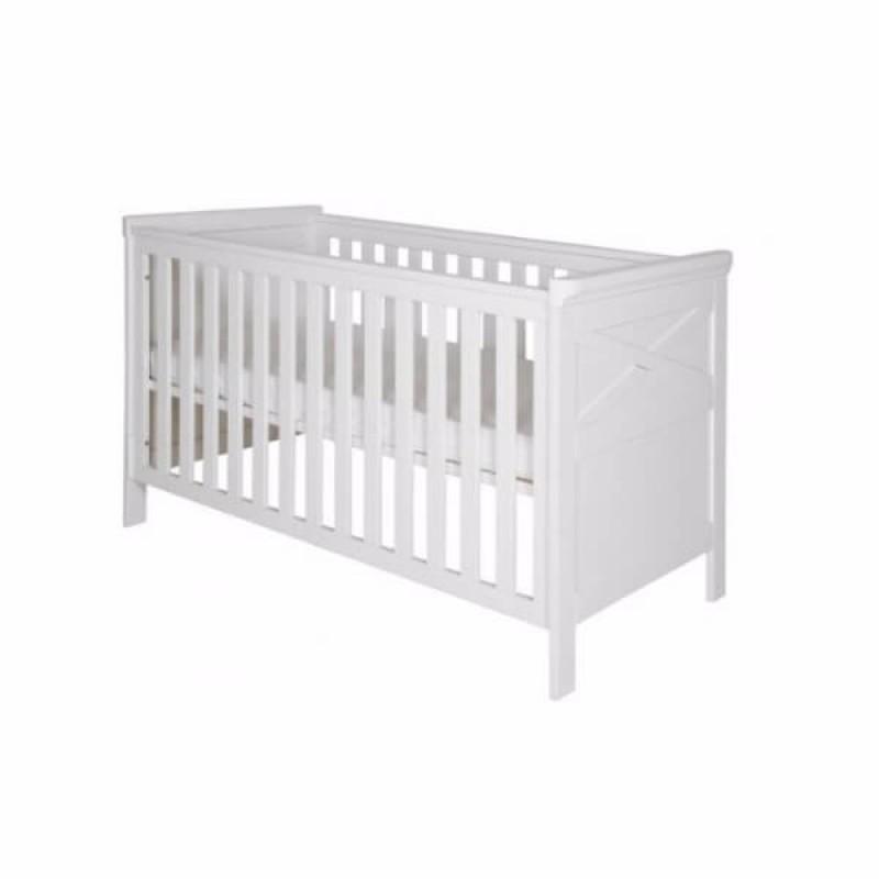 9dd8bc8fce8 Kidsmill - Κρεβάτι Βρεφικό (0.60x1.20 cm) Savona White With Cross