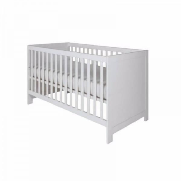 Kidsmill - Βρεφικό Κρεβάτι (60x120 cm) Vicenza White
