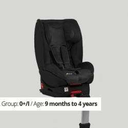 Παιδικά καθίσματα +1 (9-18 Kg)